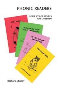 Phonic Readers for children